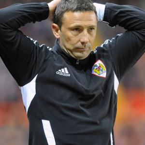 McInnes not at risk - Docherty