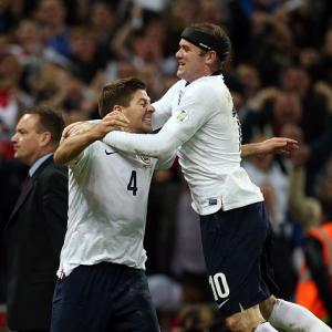England success delights Rooney
