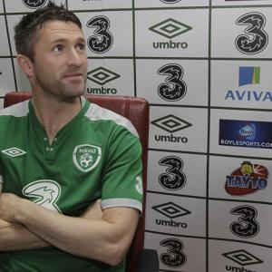 Republic of Ireland form pleases Keane