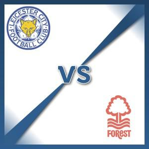 Nottingham Forest away at Leicester City - Follow LIVE text commentary