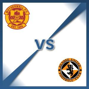 Dundee United away at Motherwell - Follow LIVE text commentary