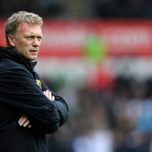 Manchester United boss David Moyes eager to add to squad