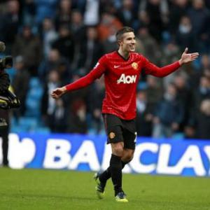 Ferguson hails Manchester Utd's investment in Van Persie