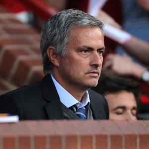 Mourinho makes light of 'bad' start