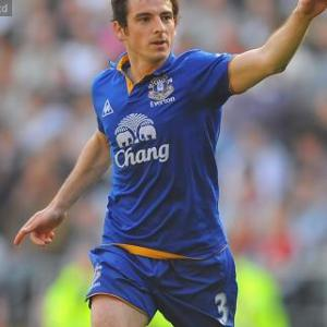 Napoli hound Everton over Leighton Baines
