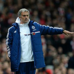 Tough calls for Mourinho to make