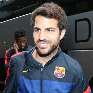 Martino: Decision lies with Cesc