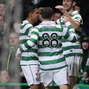 Celtic 2-0 Dunfermline: Match Report