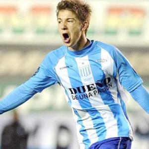 Liverpool to rival Juventus for 4m Argentinian starlet.