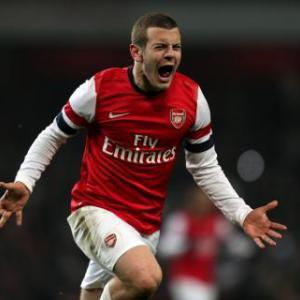 Wenger sees Wilshere as future skipper