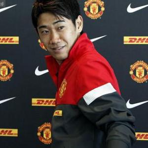 Kagawa ready for the spotlight