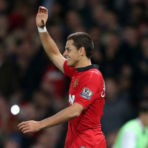 Evans heaps praise on Man United team mate Hernandez