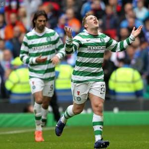 Celtic ready to party as Rangers' worries continue