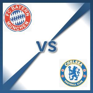 Chelsea away at Bayern Munich - Follow LIVE text commentary