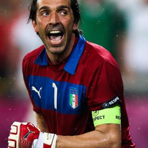 Buffon ready to dream