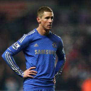 End of the road for Chelsea flop Fernando Torres