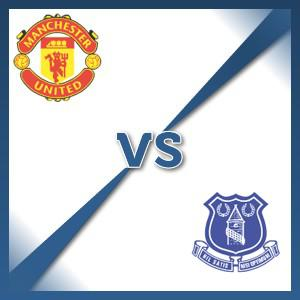 Manchester United V Everton - Follow LIVE text commentary