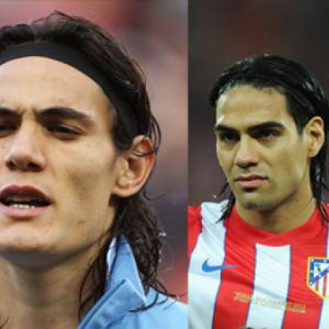 City lining up bids for Cavani and Falcao