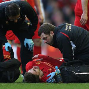 Rodgers: Borini out for season