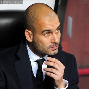 Guardiola congratulates 'champions' Madrid