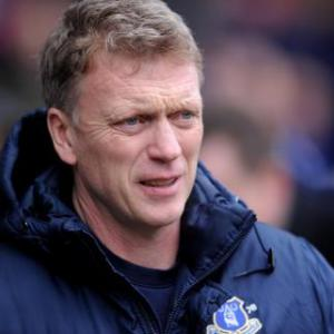 Moyes confident ahead of United trip