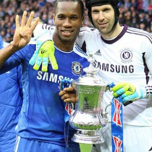 Cup win boosts CL chances - Cech