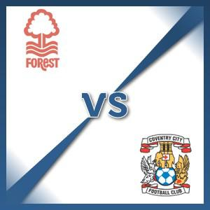 Nottingham Forest V Coventry City - Follow LIVE text commentary