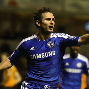 Lampard relieved to avoid red