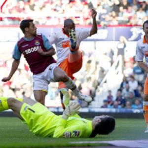 Blackpool v West Ham: head-to-head