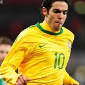 Kaka fit and raring to go