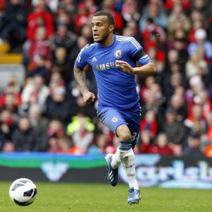 Bertrand happy with Blues