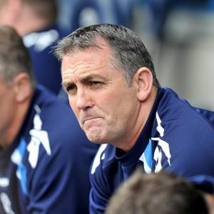 Coyle bemoans officials after relegation