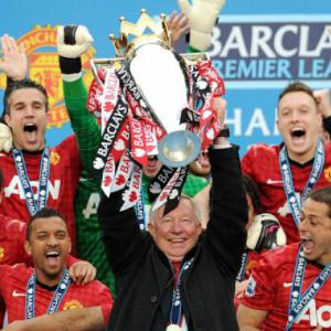 Barclays Premier League 2012/2013 season round up