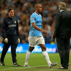 Kompany poised to play in Plzen