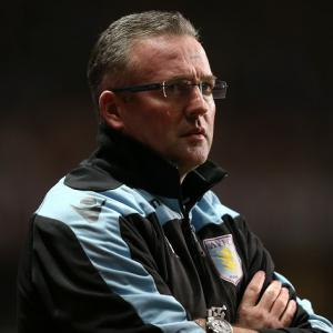 Aston Villa owner Randy Lerner to back under fire manager Paul Lambert