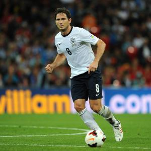 Gerrard happy at Lampard decision