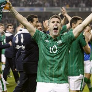 McLeish: Keane 'highly motivated'