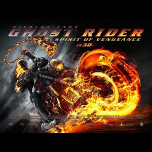 GHOST RIDER SPIRIT OF VENGEANCE in 3D - Win A Personalised RST Leather Stunt Jacket