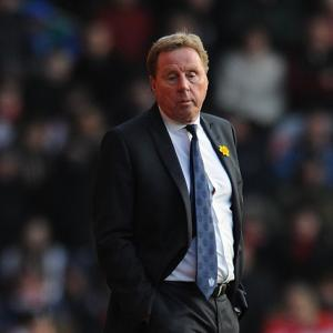 Redknapp keeps the faith after damaging defeat for QPR