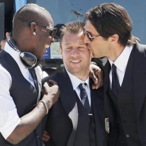 Cassano hopes there are no gays in Italy team