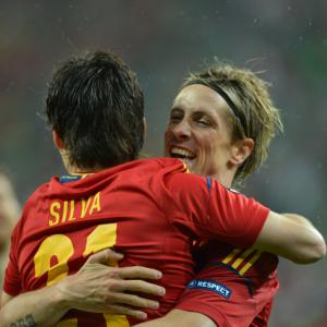 Torres dreams of more Spanish silverware