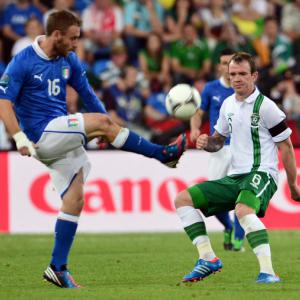 De Rossi hoping to end English hoodoo