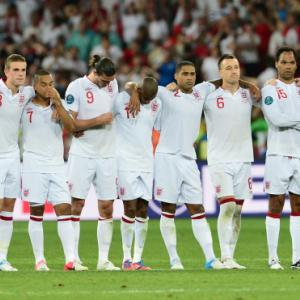 England falls, but better side won