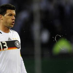 Footballer Ballack's Germany career over