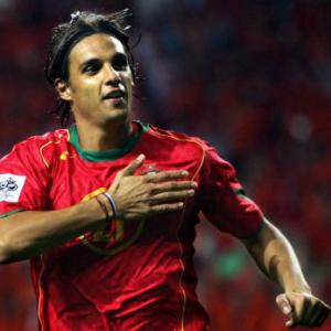 Nuno Gomes returns to Portugal football squad