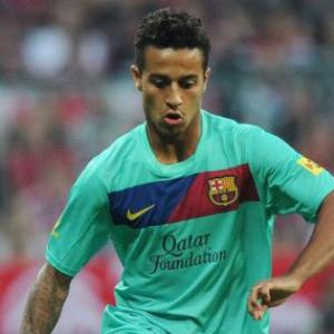 Del Bosque calls up Thiago for Italy friendly