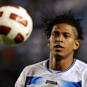 Honduras beat Venezuela 2-0 in friendly