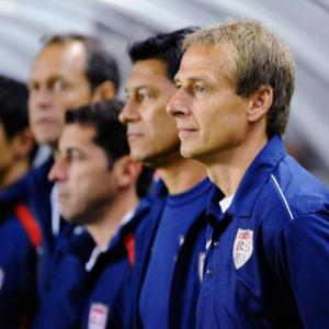 Klinsmann wants 'nastier' US soccer team in Belgium