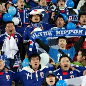 Japan fans warned to tone down for N.Korea clash