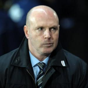 Bishop urges fans to suppport Blackburn manager